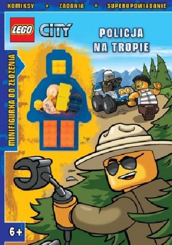 Okładka książki Policja na tropie