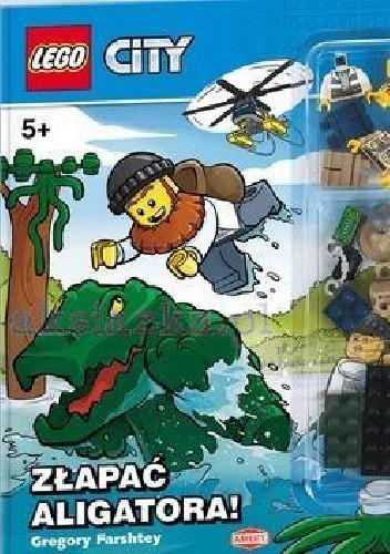Okładka książki Złapać aligatora