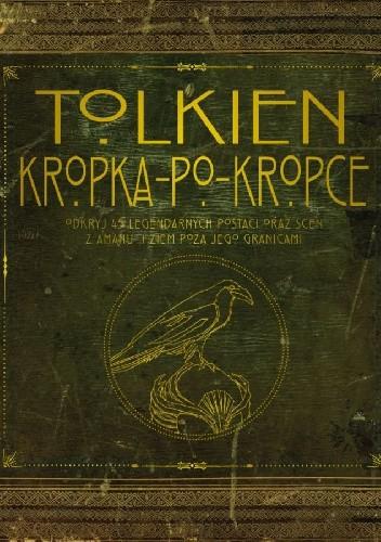 Okładka książki Tolkien. Kropka-po-kropce