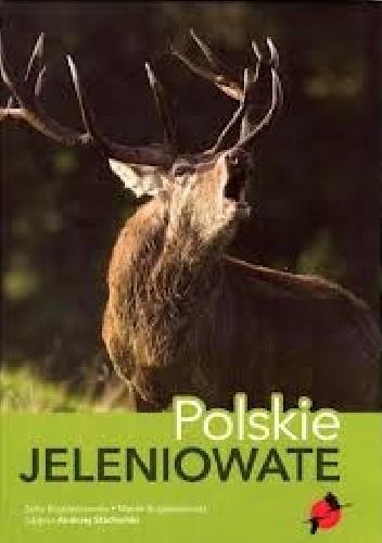 Okładka książki Polskie jeleniowate