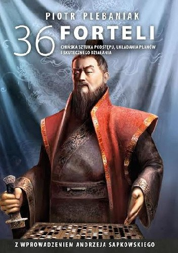 Okładka książki 36 forteli