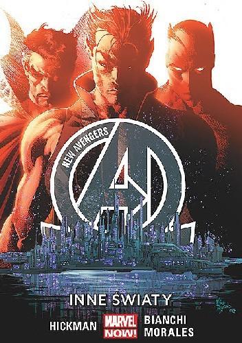Okładka książki New Avengers: Inne Światy