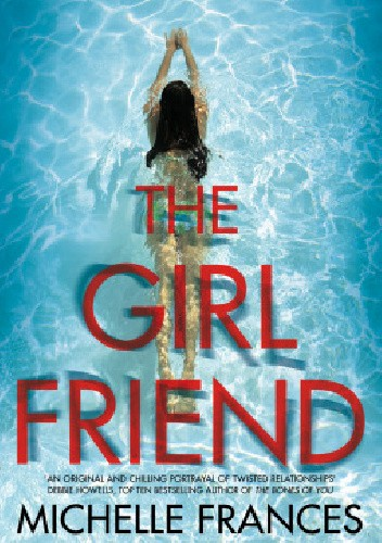 Okładka książki The Girlfriend