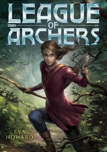 Okładka książki League of Archers