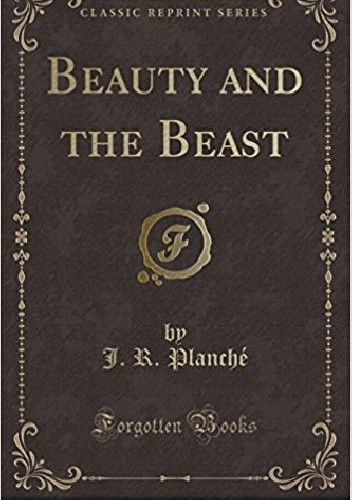 Okładka książki Beauty and the Beast