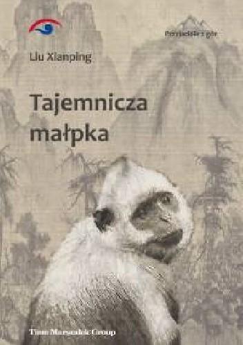 Okładka książki Tajemnicza małpka