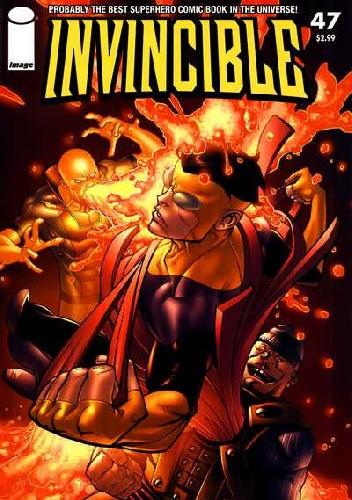 Okładka książki Invincible #47