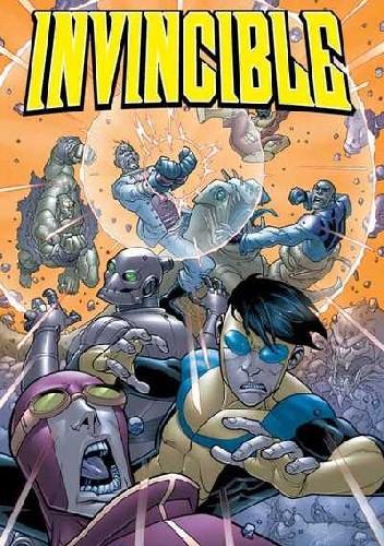 Okładka książki Invincible #48