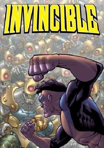 Okładka książki Invincible #49