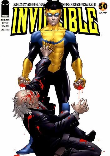 Okładka książki Invincible #50