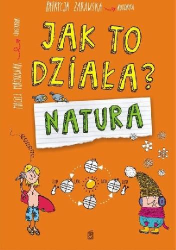 Okładka książki Jak to działa? Natura