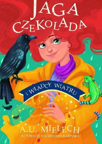 Okładka książki Jaga Czekolada i władcy wiatru