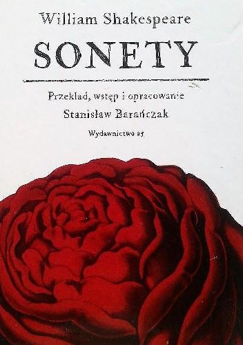 Okładka książki William Shakespeare. Sonety