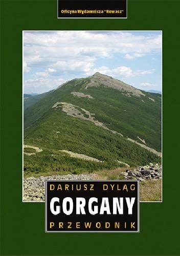 Okładka książki Gorgany. Przewodnik