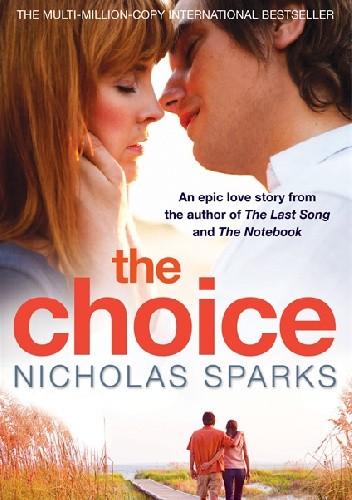 Okładka książki The Choice