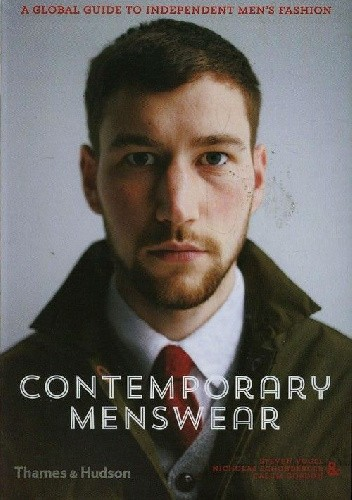Okładka książki Contemporary Menswear