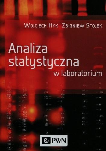 Okładka książki Analiza statystyczna w laboratorium