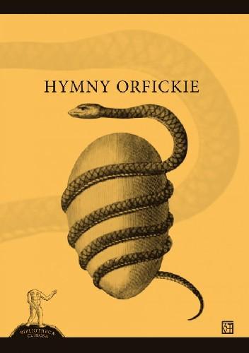 Okładka książki Hymny orfickie