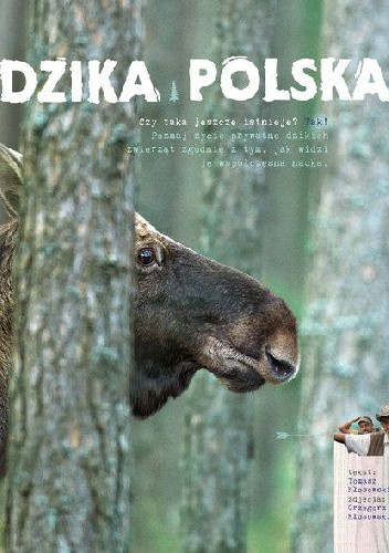Okładka książki Dzika Polska