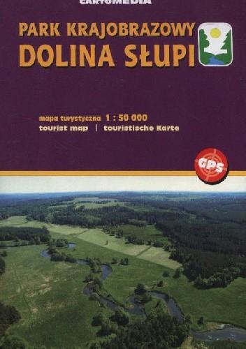 Okładka książki Park Krajobrazowy Dolina Słupi Mapa turystyczna 1:50 000