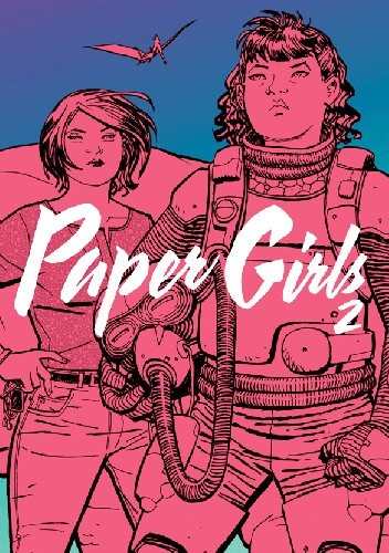 Okładka książki Paper Girls, Vol. 2 TP