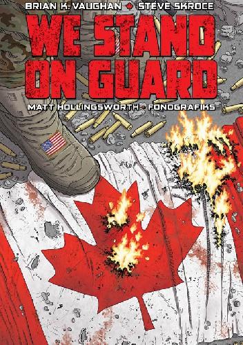 Okładka książki We Stand ON Guard TP
