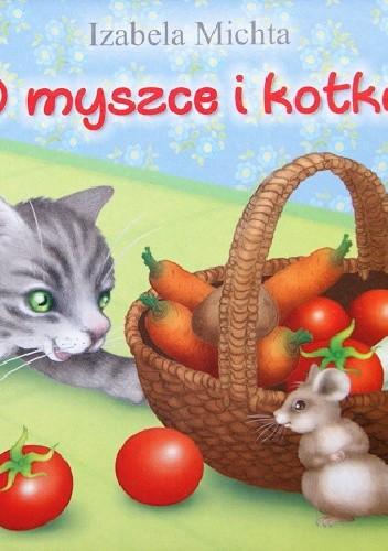 Okładka książki O myszce i kotku