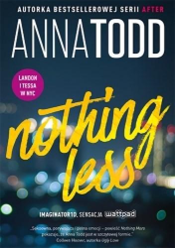 Okładka książki Nothing Less