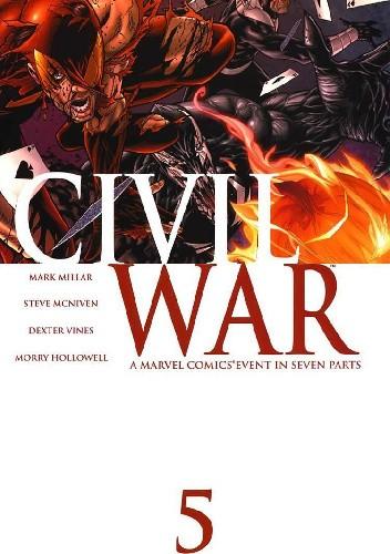 Okładka książki Civil War, Part 5 of 7