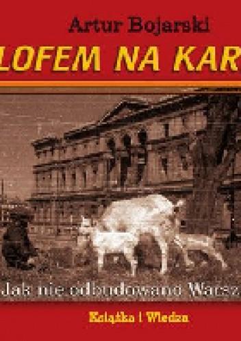Okładka książki Z kilofem na kariatydę