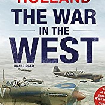Okładka książki The War in the West: A New History: Volume 2: The Allies Fight Back 1941-43