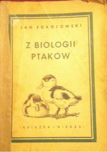 Okładka książki Z biologii ptaków