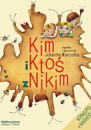 Okładka książki Kim i Ktoś z Nikim