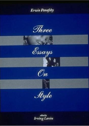 Okładka książki Three Essays on Style