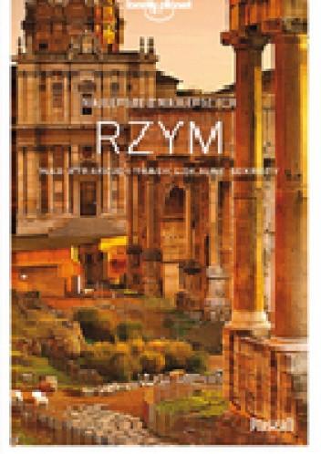 Okładka książki Rzym. Atrakcje i trasy, lokalne sekrety