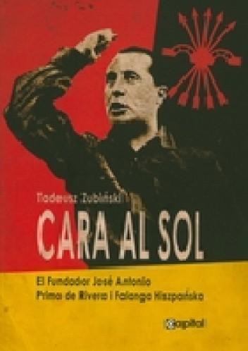 Okładka książki Cara al Sol