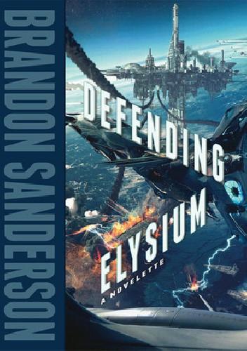Okładka książki Firstborn/Defending Elysium
