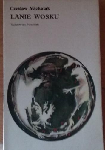 Okładka książki Lanie wosku