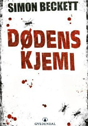 Okładka książki Dødens kjemi