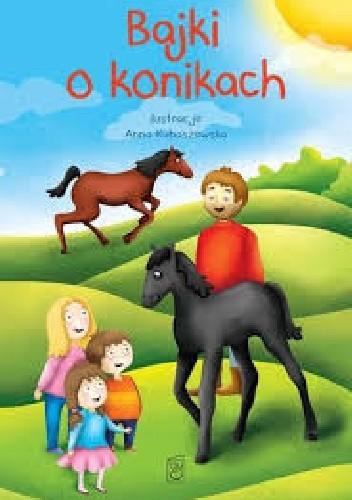Okładka książki Bajki o konikach