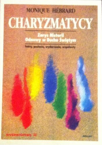 Okładka książki Charyzmatycy