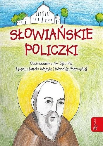 Okładka książki Słowiańskie policzki