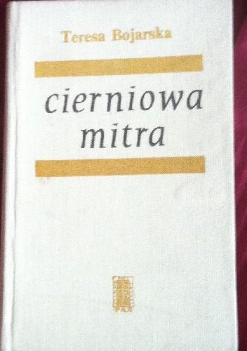 Okładka książki Cierniowa mitra