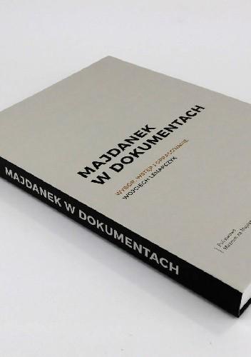 Okładka książki Majdanek w dokumentach