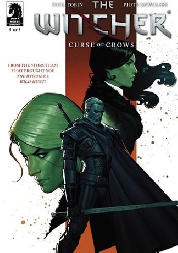 Okładka książki The Witcher Curse Of Crows #5