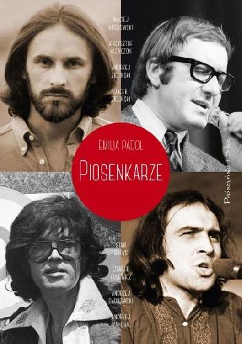 Okładka książki Piosenkarze