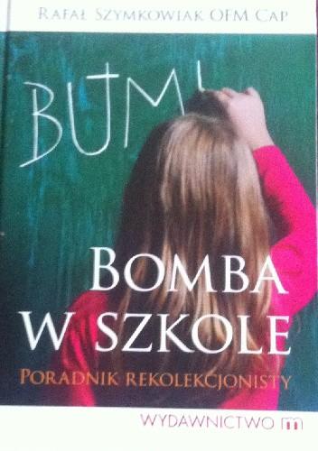 Okładka książki Bomba w szkole