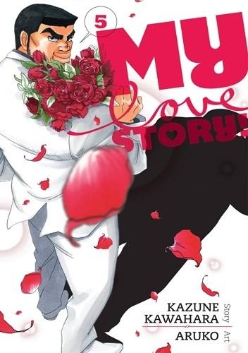 Okładka książki My Love Story!! 5