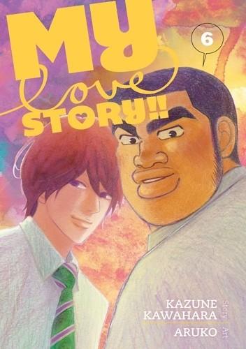 Okładka książki My Love Story!! 6