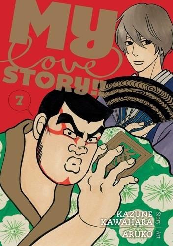 Okładka książki My Love Story!! 7
